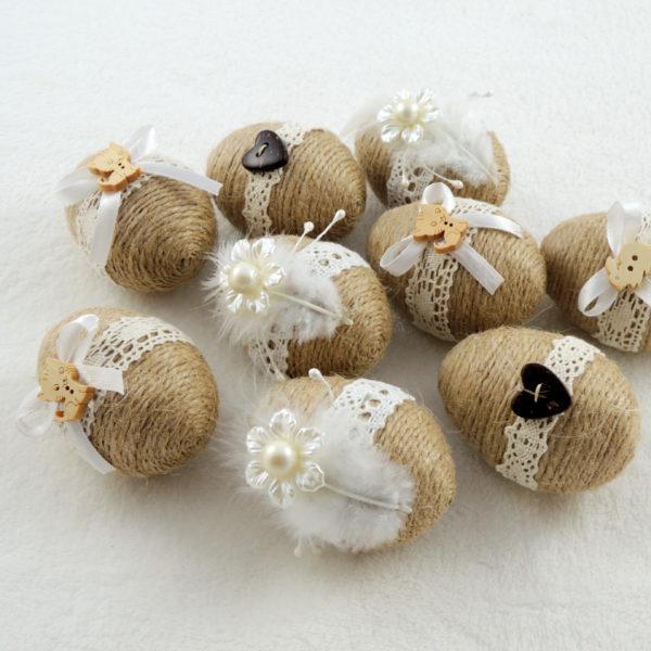 ruční výroba velikonoční kraslice