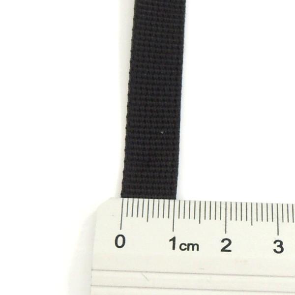 černý popruh 10 mm