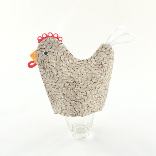 slepička na vajíčka, funkční dekorace