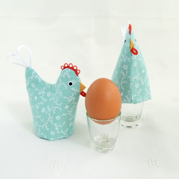 slepička na uvařené vajíčko